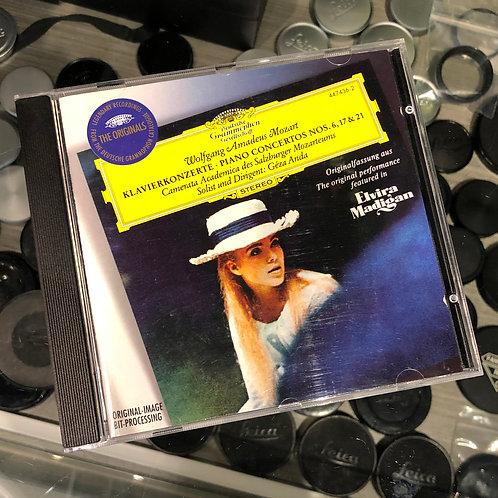 Mozart: Piano Concertos Nos 6, 17 & 21 by Deutsche Grammophon