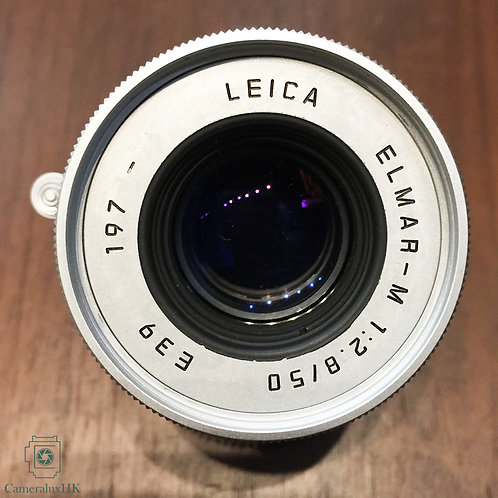 Leica Elmar-M 50mm f2.8 Collapsible From M6J with original hood 12549