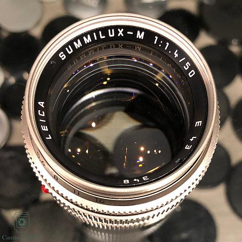 Leica Summilux 50mm f1.4, 150 Jahre (75 Jahre Leica) Limited Edition