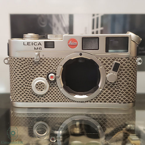Leica M6 Platinum 150 Jahre (75 Jahre Leica) 10450 with Boxes & Papers