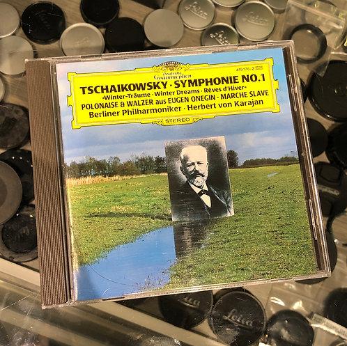 Tchaikovsky: Symphony No.1  Eugene Onegin Marche slave by Deutsche Grammophon