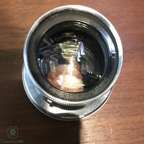 Leica Summar 5cm f2.0 Collapsible LTM Yr 1935