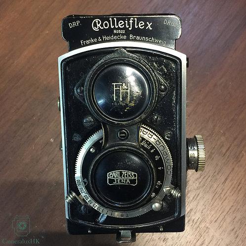Rolleiflex Baby Tessar 6cm f2.8 TLR Camera 4X4 Model 2 (Pre War)(Reserved)