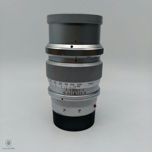 Leica Summicron-M 9cm f2.0 Chrome(Midland) 1st Version Yr 1958(Rare)(SOLD)