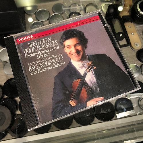 Beethoven : Violin Romances Dvorak Romance Op. II by Philips