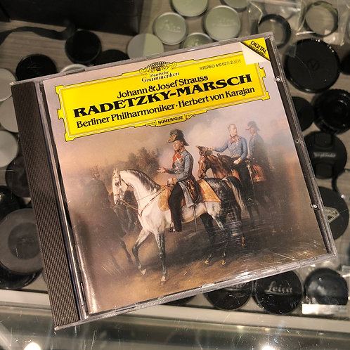 Johann & Josef Strauss: Radetzky March by Deutsche Grammophon