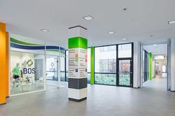 Neubau Sportklinik Erfur