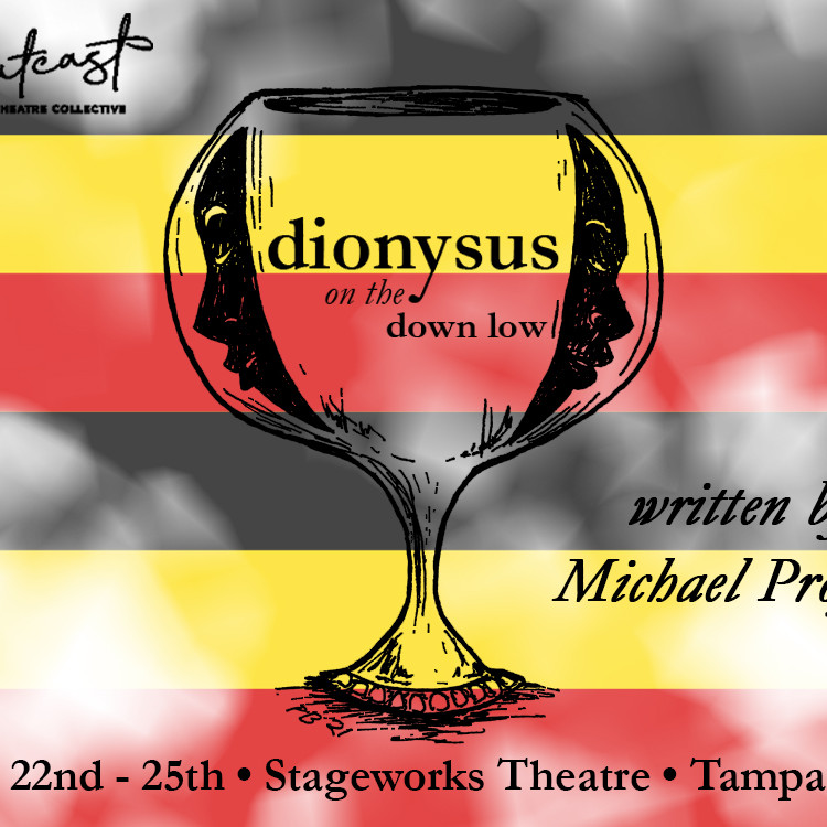 Dionysus on the Down Low Thursday Evening
