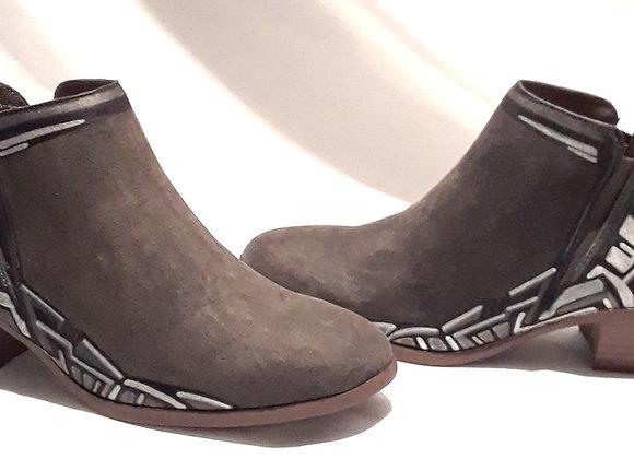 Grevitika Women's Ankle Boot