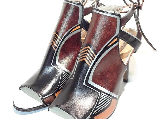 LaStrut Open Toe Women's Shoe