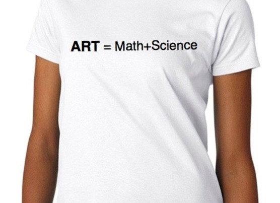 Art Equals T-shirt