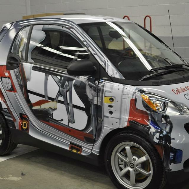Smart triton 3M IJ180CV3_#mercedes #wrappingmadrid #wrappingespaña #nuskingraficas #wrapsevilla #mar