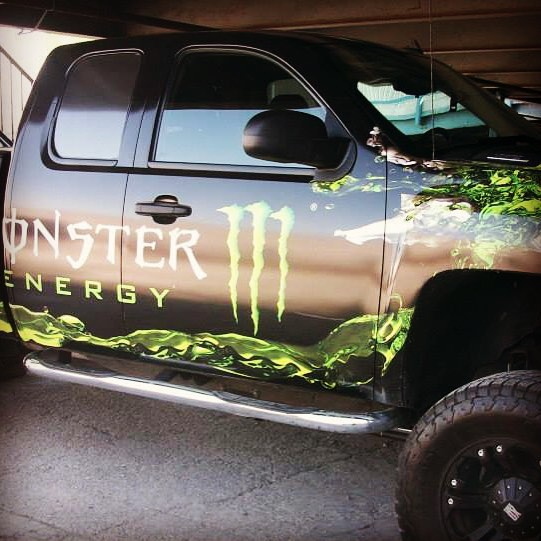 #monsterenergy #sevillacarwrapping #malagacarwrapping #carwrappingbarcelona #carwrapmarbella #marbel