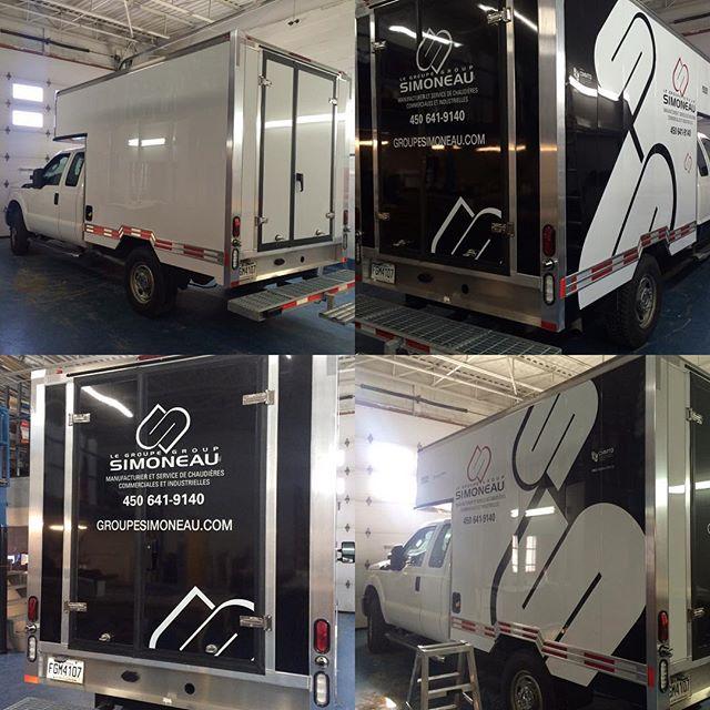 Full truck wrap #3mwraps #nuskingraficas #marbella #puertobanus #graficas #nuevocomienzo