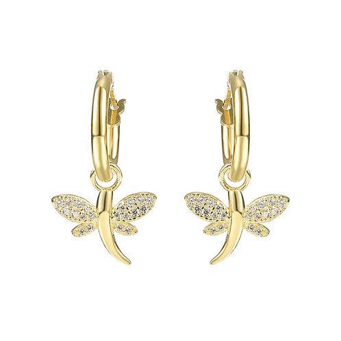 Diamond Demoiselle Earrings