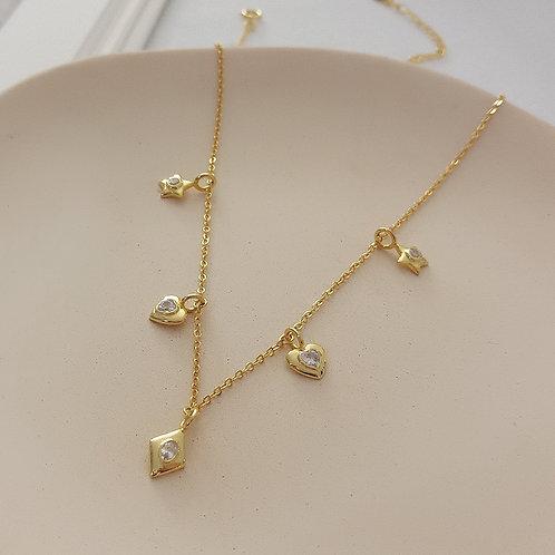 Diamond Celeste Necklace