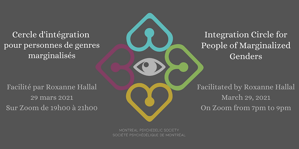 Integration Circle for People of Marginalized Genders