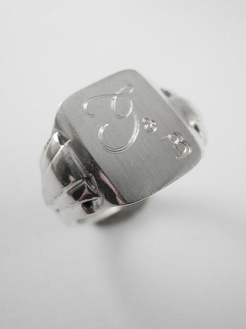 Siegelring / signet ring Vanzetti