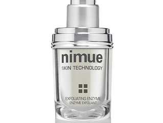 My all time favourite way to exfoliate my face: Enzymes (Nimue Exfoliating Enzymes).
