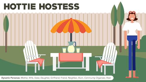 Hottie Hostess 1