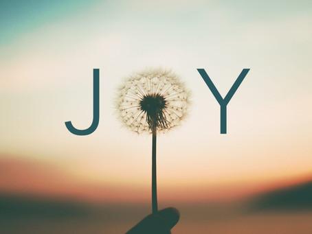 Joy of eternal duration!