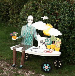 L'aviateur jardinier