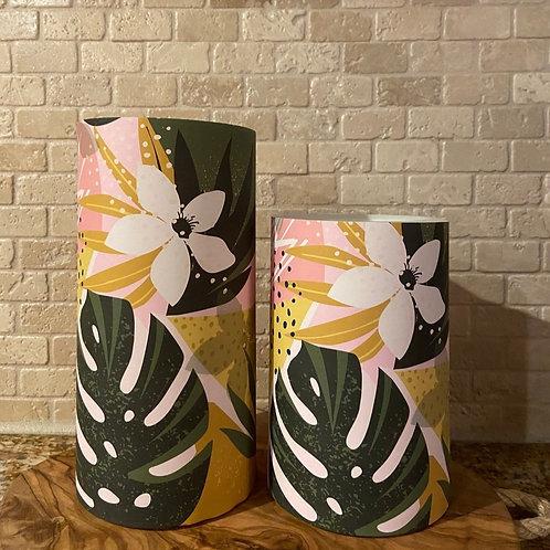 Summer Breeze, Set, Flameless Candle, 4x6, 4x8, Keleka Designs