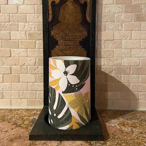 Summer Breeze, Flameless Candle,  4x6, Keleka Designs