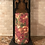 Thumbnail: Pretty Poinsettia, Tall, Flameless Candle , 4x8, Keleka Designs