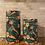 Thumbnail: Tropical Myna, Set, Flameless Candle, 4x6, 4x8, Keleka Designs