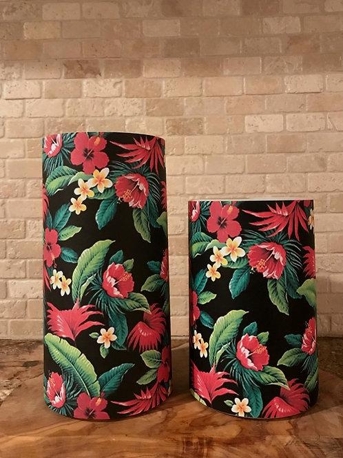 Hawaiian Holiday, Set, Flameless Candle, 4x6, 4x8, Keleka Designs