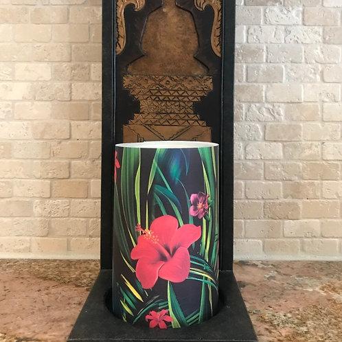 Tropical Elegance,  Flameless Candle, 4x6, Keleka Designs
