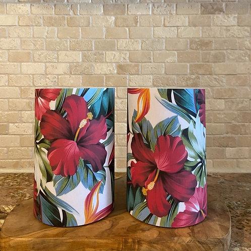 Love Blossoms, Set, Flameless Candle, 4x6, 4x6, Keleka Designs