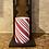 Thumbnail: Candy Cane, Flameless Candle, 4x6, Keleka Designs