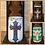 Thumbnail: Vintage Cross, Flameless Candle, 4x6, Keleka Designs