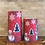 Thumbnail: Snowman Troy, Set, Flameless Candle, 4x6, 4x8, Keleka Designs