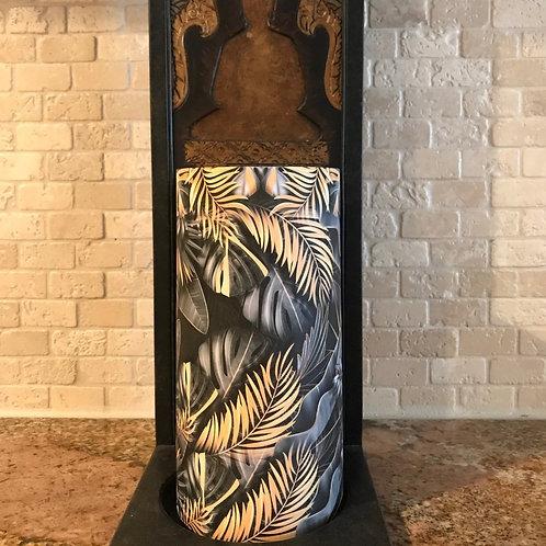 Summer Nights, Tall, Flameless Candle, 4x8, Keleka Designs