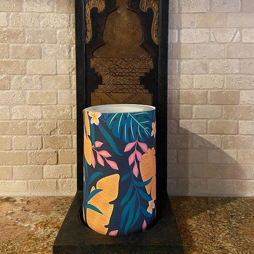 Tropical Summer,  Flameless Candle, 4x6, Keleka Designs