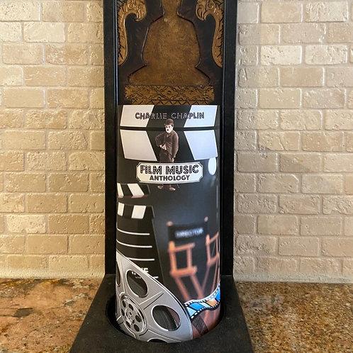 Custom Made Order, Tall, Flameless Candle, 4x8, Keleka Designs