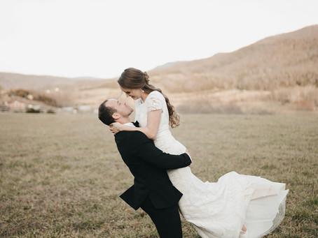 Jacob + Nancy Wedding