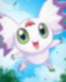 Calumon Digimon-Digital Monsters .jpg