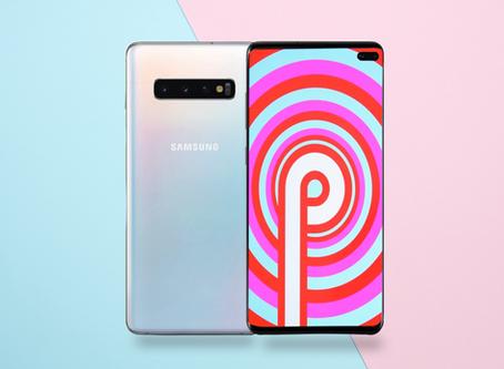 ¿Cuándo llegará Android Pie a tu equipo Samsung?