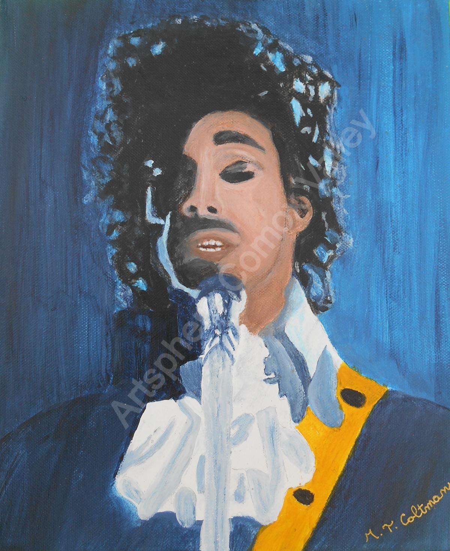 Prince - Painting