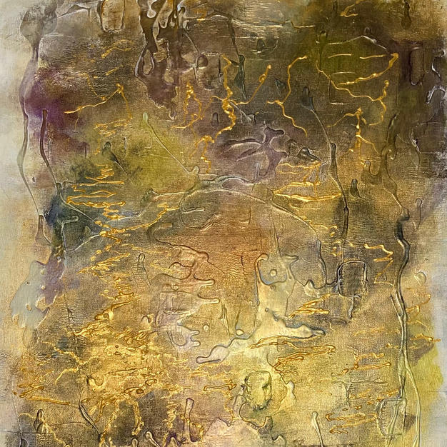 Abstract in Gold