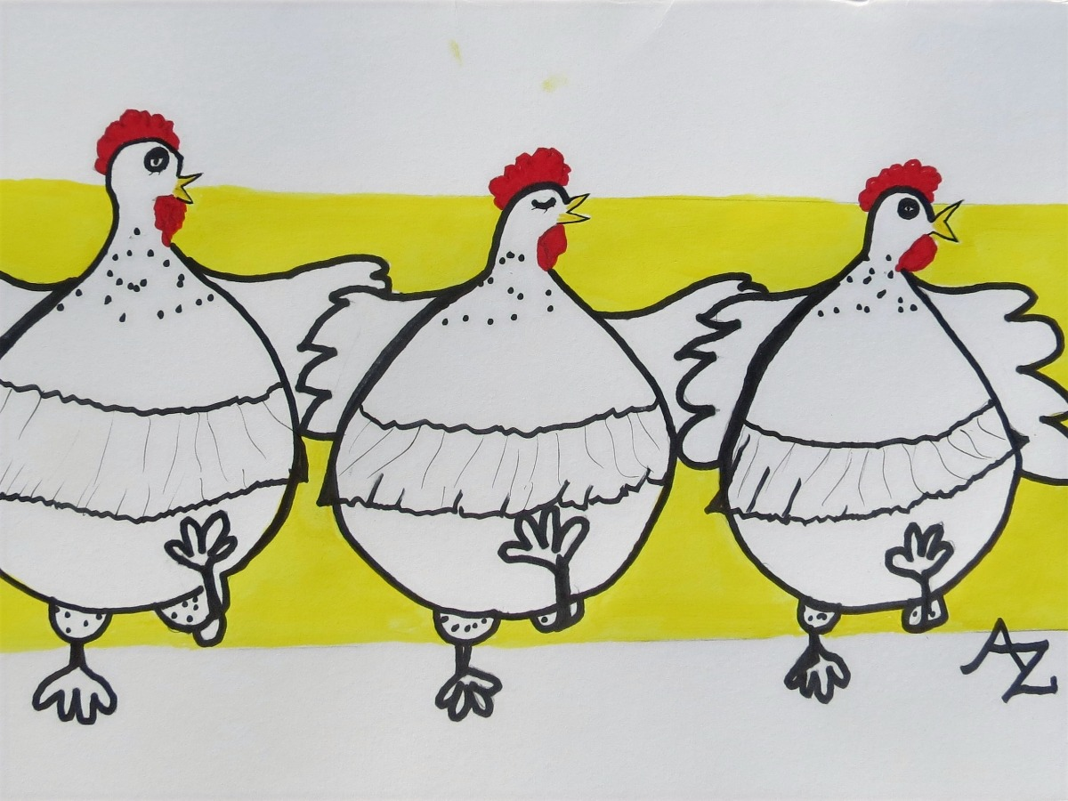 Dancing Chickens