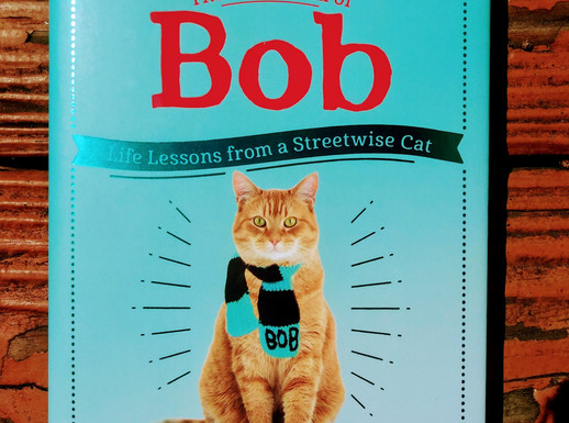 The Little Book of Bob: Life Lessons From a Streetwise Cat by James Bowen