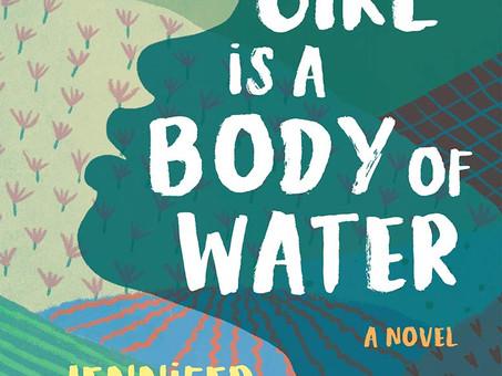 A Girl is a Body of Water by Jennifer Nansubuga Makumbi