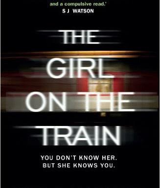 The Girl on the Train- Paula Hawkins