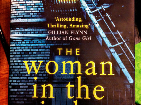 The Woman in the Window- A.J. Finn