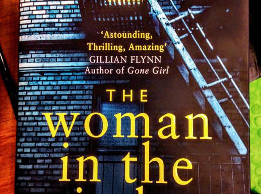 The Woman in the Window- A.J. Finn